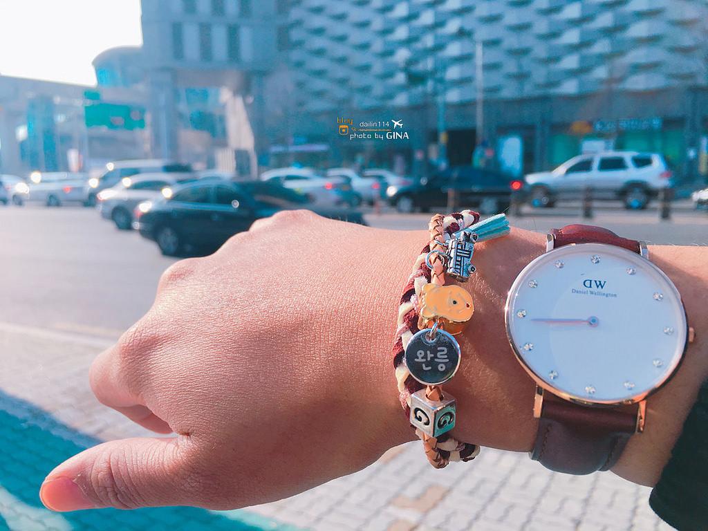 【大邱手做飾品】女生最愛大邱Nageunol手作工坊(공방 나그놀)自己首飾自己做手鍊DIY(近東城路附地圖交通方式) @GINA環球旅行生活|不會韓文也可以去韓國