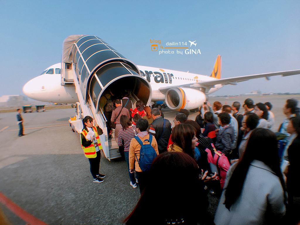 【大邱自由行】台灣虎航Tigerair Taiwan|台北直飛大邱|台虎 IT610/IT611 + 機上餐點分享 @GINA環球旅行生活
