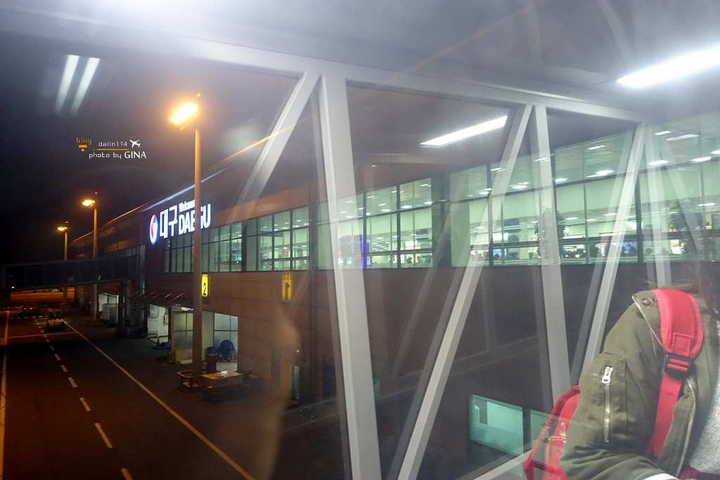 【大邱國際機場】機場交通/巴士站/出入境攻略/退稅教學 @GINA環球旅行生活