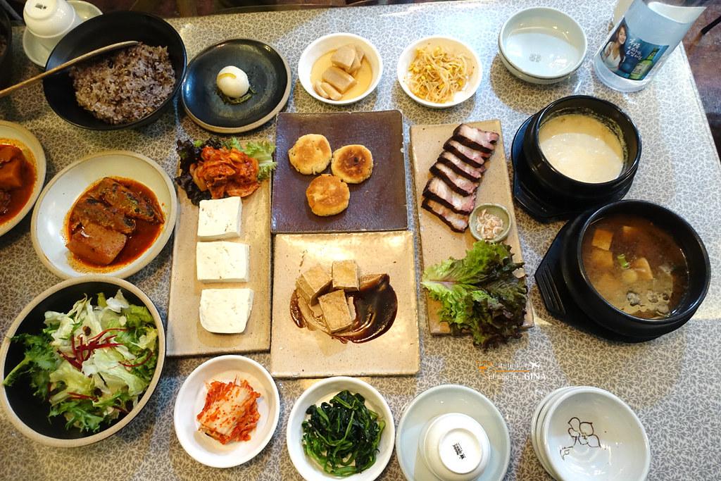 首爾食記》(已結束營業)安國站 韓式特色豆腐料理專賣店 - 校洞豆腐一個人也可以吃的餐廳!近三清洞、仁寺洞、景福宮 @GINA環球旅行生活