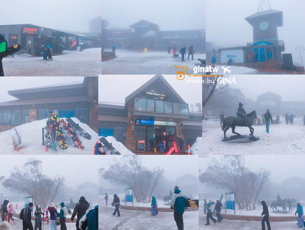 【墨爾本滑雪/賞雪】2020Mt. Buller布勒山|滑雪一日遊體驗|搭車純看雪也OK! @GINA環球旅行生活