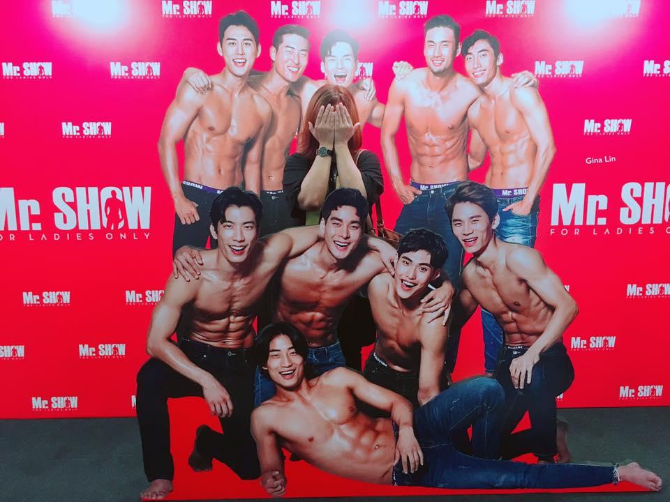 【2020韓國猛男秀】超火歐巴MR.SHOW限制級!女性限定|未滿19歲及海外歐巴sorry請你們去看別場秀 @GINA環球旅行生活|不會韓文也可以去韓國 🇹🇼