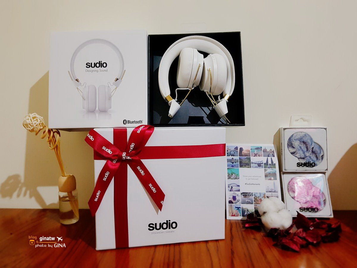 【Sudio耳機 X Tolv】85折優惠碼|無線藍牙耳機推薦|北歐瑞典設計|時尚石墨烯真(全球免運) @GINA環球旅行生活