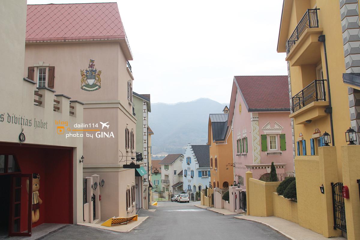 【京畿道加平景點】瑞士村一日團,走進童話世界!韓劇及韓綜《我們結婚了》拍攝場地|地圖及免費接送巴士資訊 @GINA環球旅行生活