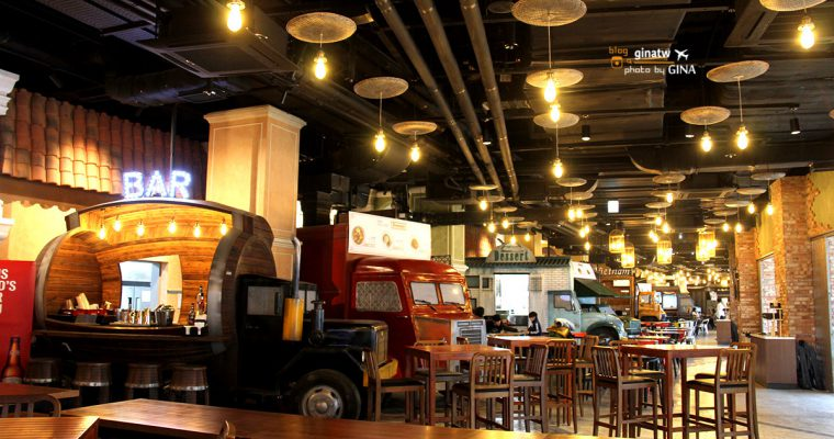 濟州島特色餐廳》神話世界/飯店 異國美食料理食堂也太可愛了吧!! @Gina Lin