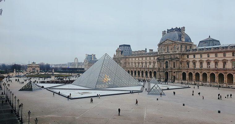 2020法國自由行 極推巴黎博物館通票(Paris Museum Pass)無限次參觀羅浮宮、奧賽博物館 、凱旋門、巴黎聖母院、凡爾賽宮、龐畢度中心等熱門景點 @Gina Lin