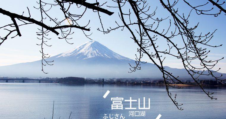2020富士山河口湖超美!一日遊經典路線 / 抹茶體驗 / 山梨縣立富士山世界遺產中心 @Gina Lin