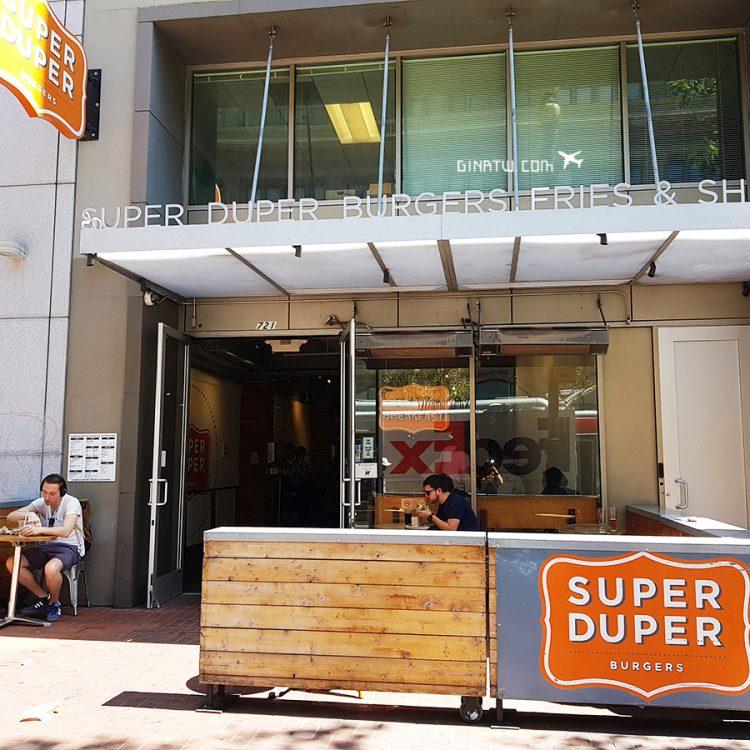 舊金山美食.美國漢堡 Super Duper Burgers.菜單、聯合廣場、海港區等6家分店位子地圖+CVS/pharmacy美國藥妝連鎖企業 @Gina環球旅行生活
