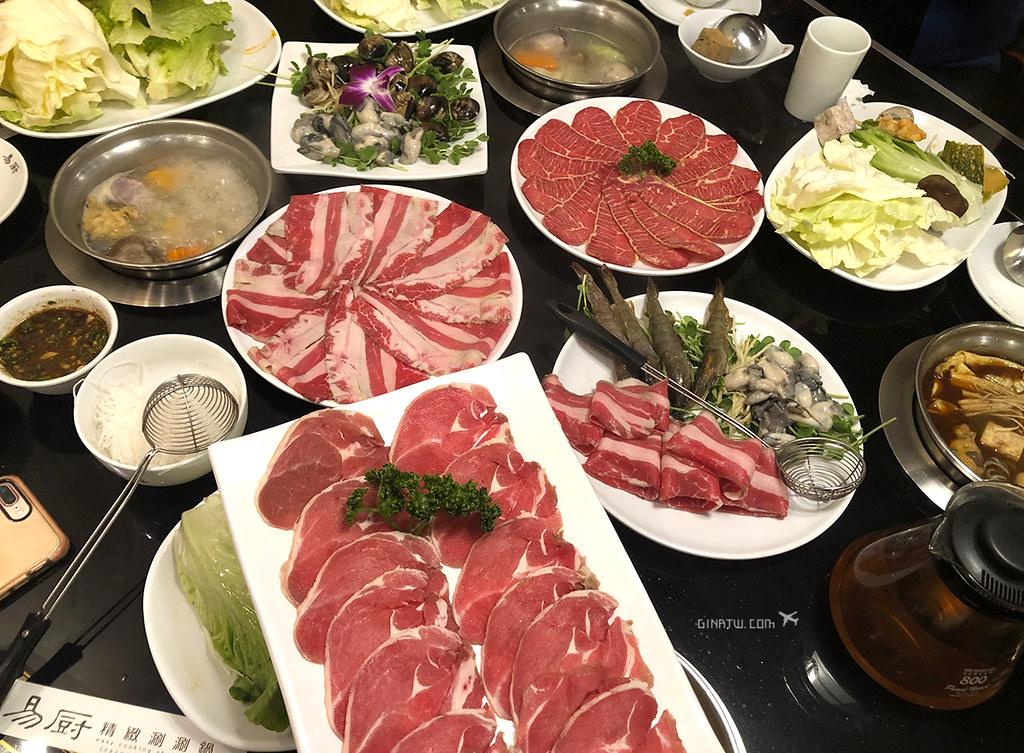 【板橋美食】光復橋下平價火鍋|易廚涮涮鍋 @GINA環球旅行生活|不會韓文也可以去韓國 🇹🇼