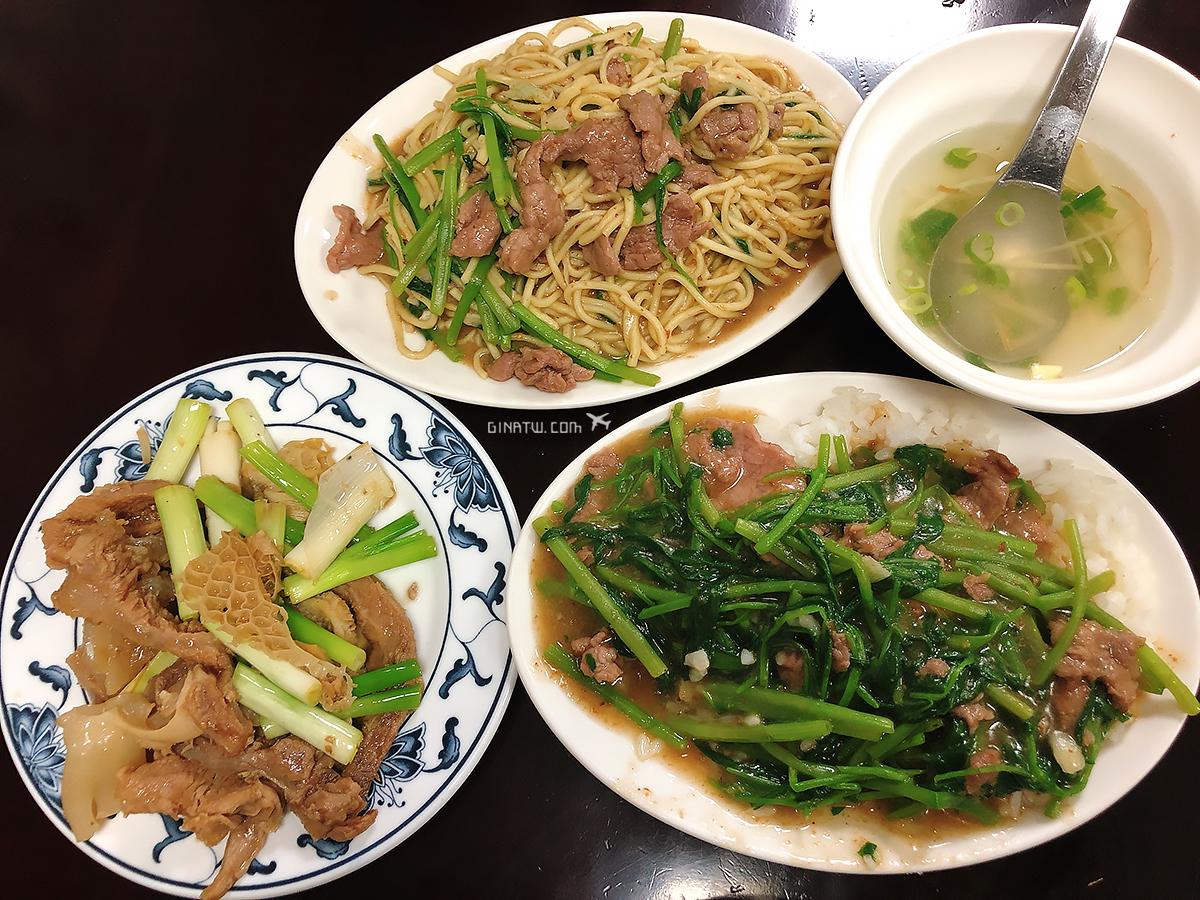 【台北美食】大同區|延三夜市美食|新營人牛肉|宵夜小吃 @GINA環球旅行生活|不會韓文也可以去韓國