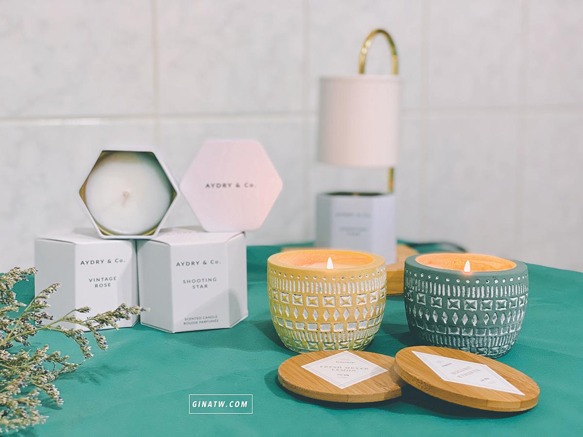 【美國香氛蠟燭】AYDRY & CO.Paddywa|質感美味道清香蠟燭、暖燭燈|2020團購優惠 @GINA環球旅行生活|不會韓文也可以去韓國