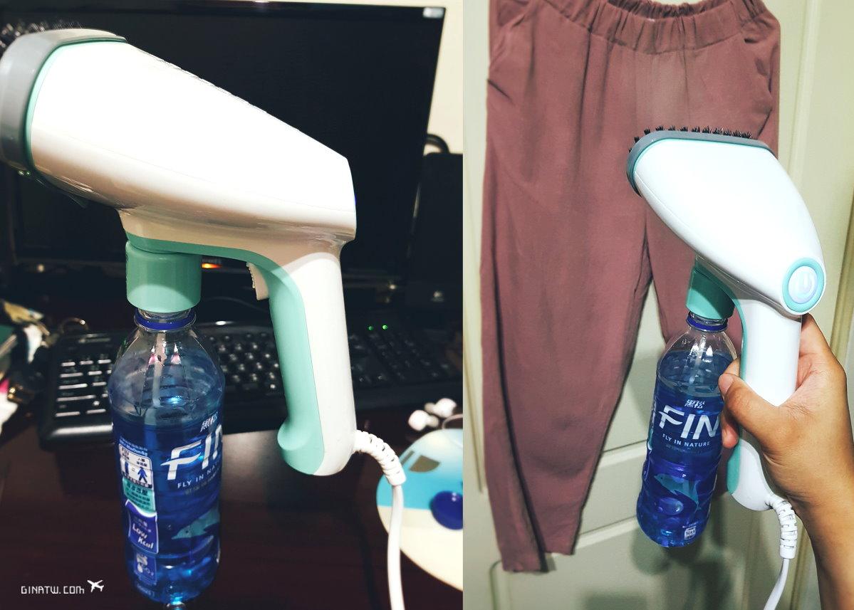 【PRINCESS荷蘭公主】蒸氣掛燙機團購  超大水箱手持蒸氣掛燙機 @GINA環球旅行生活