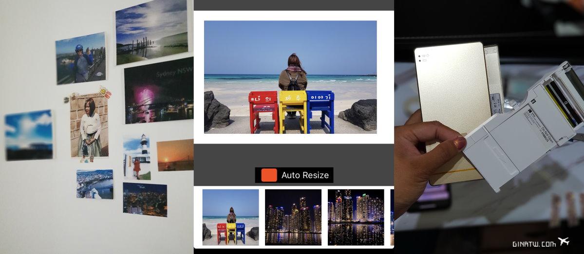 【KODAK柯達】PM210口袋相印機|柯達PM220印相機 @GINA環球旅行生活