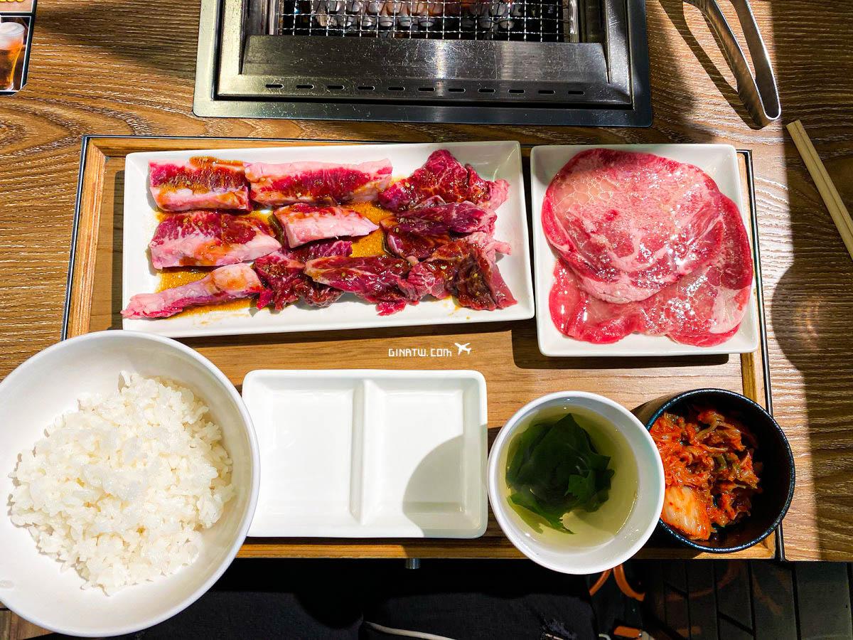 【東京美食】上野、新橋一個人吃燒肉|燒肉ライク-燒肉LIKE(Yakiniku LIKE Shimbashi) @GINA環球旅行生活