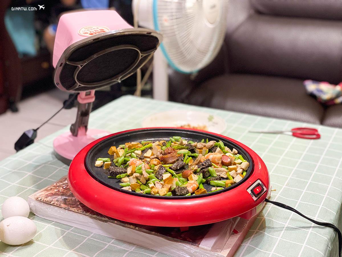 KINYO多功能電烤盤BP-30|MULTEE摩堤-移動式雙濾網抽油煙機PLUS4600 @GINA環球旅行生活|不會韓文也可以去韓國