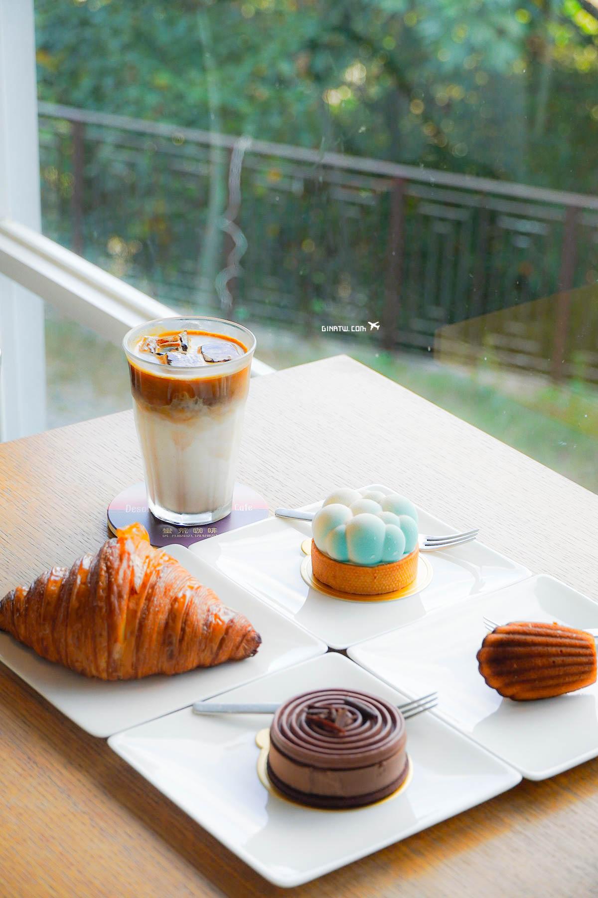 【南投日月潭景點】蠻荒咖啡廳|Desolatecoffee|交通停車場、2021最新菜單 @GINA環球旅行生活