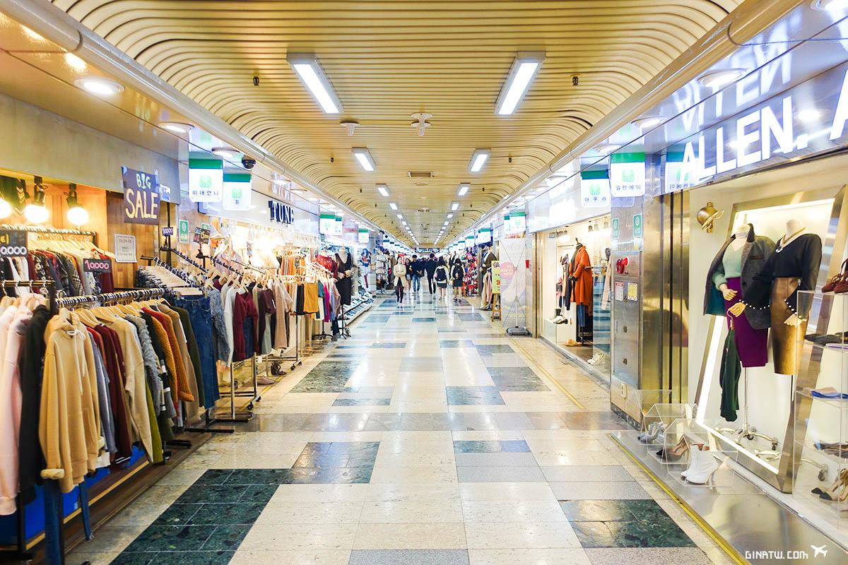 【大田購物】中央地下商家|大田火車站、中央站 @GINA LIN