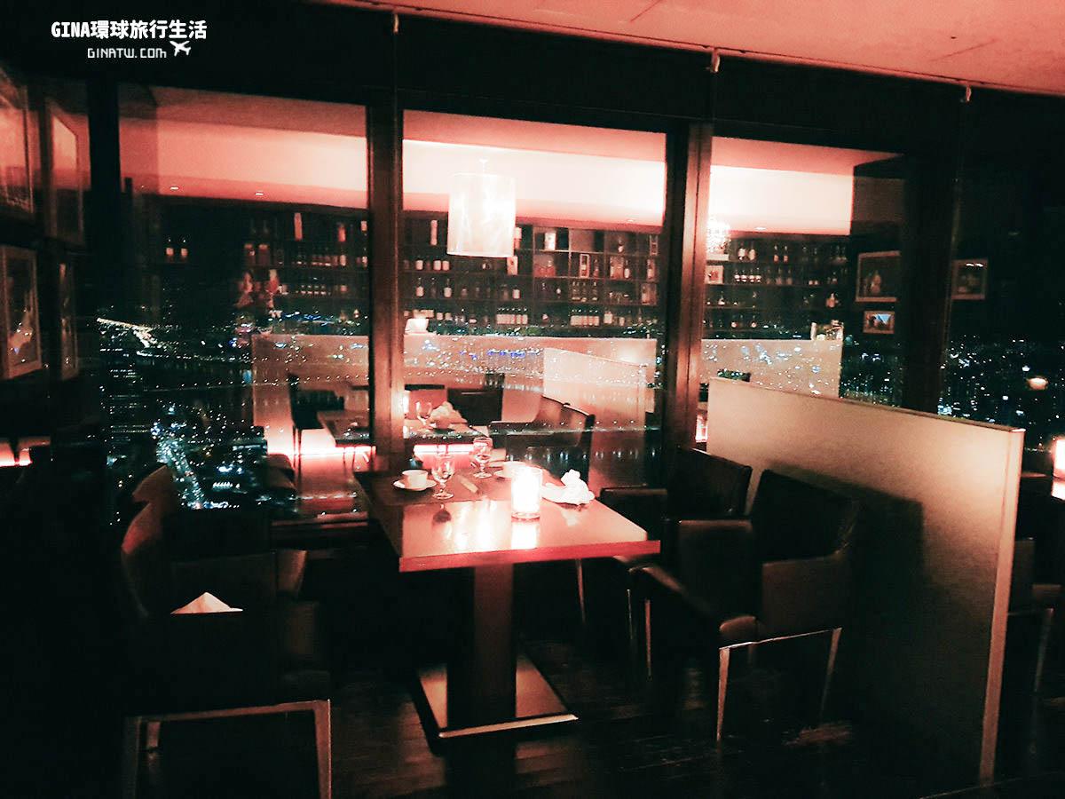 【首爾酒吧】63大廈BAR|WALKING ON THE CLOUD|漫步雲端59樓景觀餐廳|附菜單價位、地鐵汝矣島站 @GINA環球旅行生活