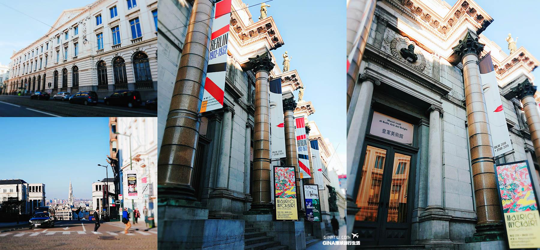 【2021比利時旅遊景點】布魯塞爾二日遊(上)-聖誕節空城的比利時|家樂福、GALLER巧克力 @GINA環球旅行生活