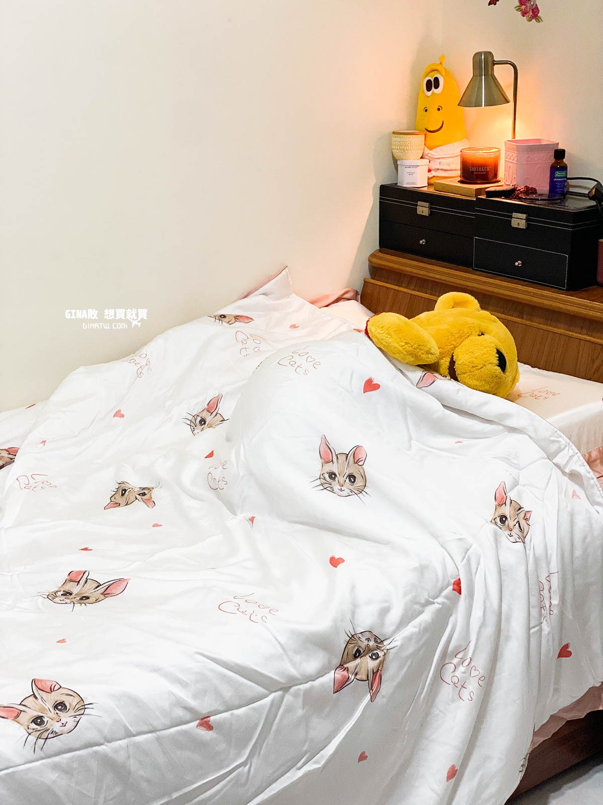 【天絲床包團購】TENCEL 60支天絲兩用床包組|100%萊賽爾纖維|團購免運費 @GINA環球旅行生活