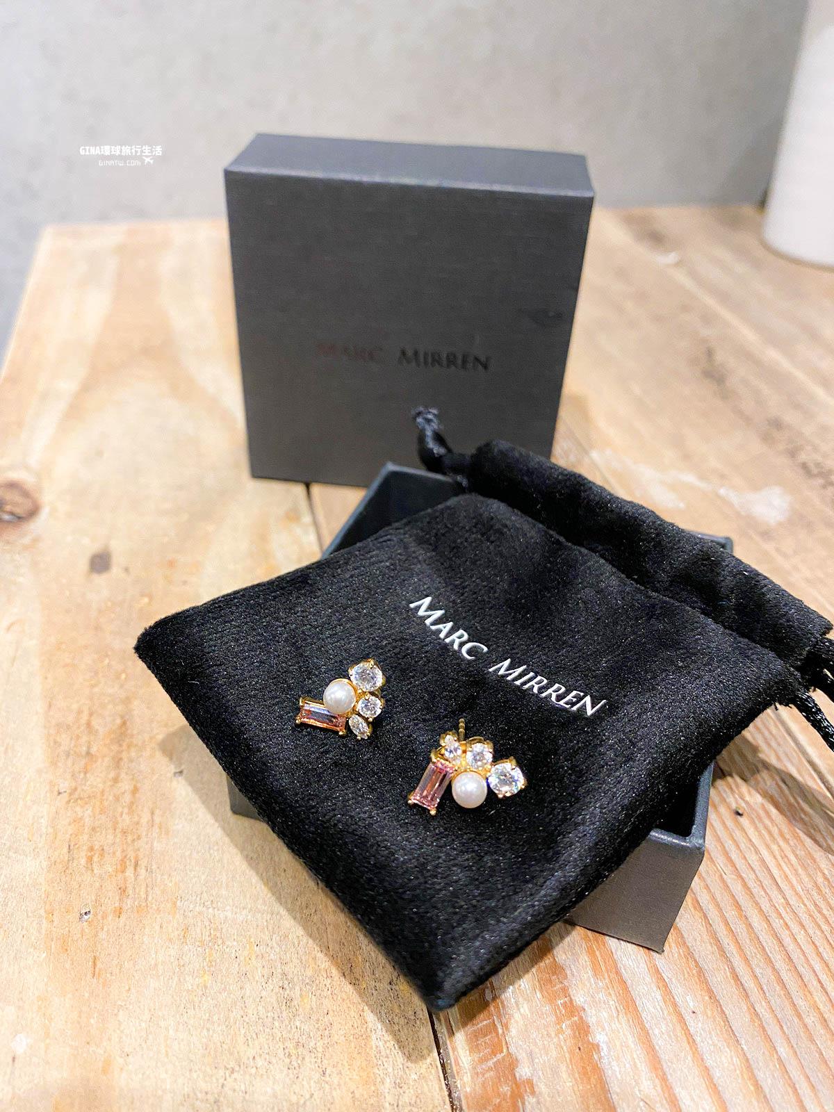 【Marc Mirren折扣碼】施華洛世奇寶石-北歐瑞典飾品|耳環、項鍊、首飾 @GINA環球旅行生活
