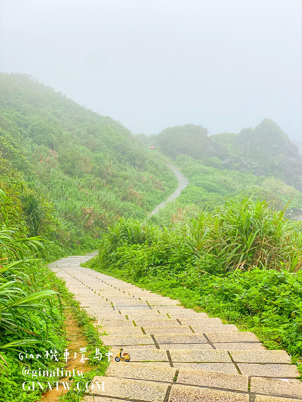 【2021機車環島】DAY15-16 兆品酒店礁溪|台灣最北富貴角燈塔|東北角-最後一天傾盆大雨 @GINA環球旅行生活
