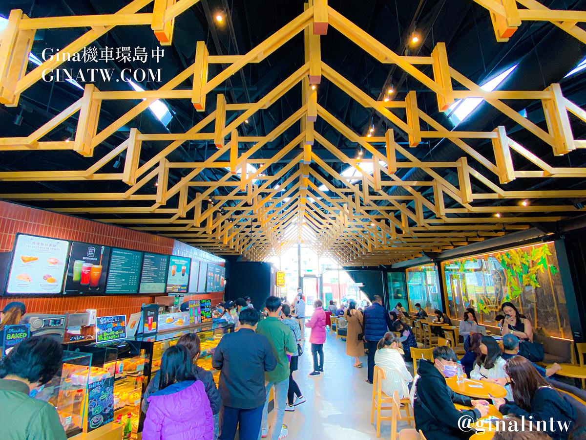 【2021機車環島】DAY5 雲林西螺、斗南、北港朝天宮、星巴克 @GINA環球旅行生活