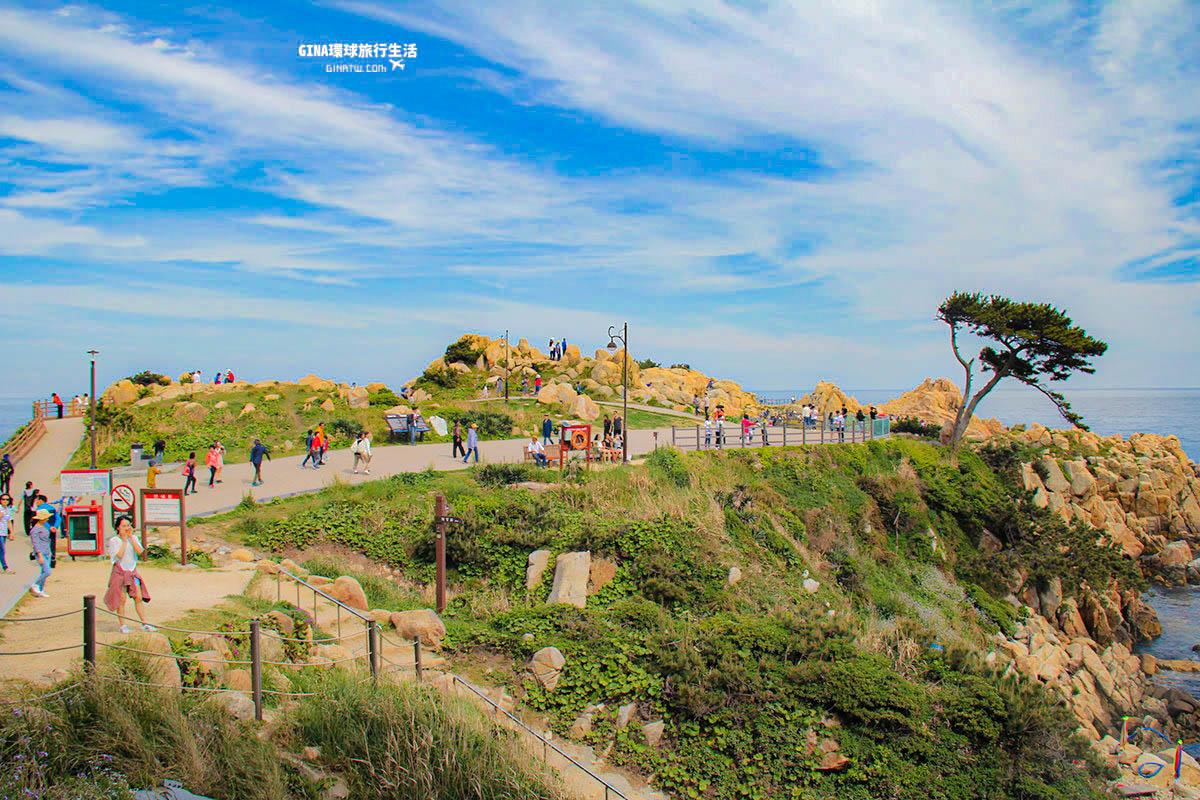 【韓國蔚山景點】蔚山大王岩公園、日山海水浴場|近釜山自由行一日遊行程 @GINA環球旅行生活