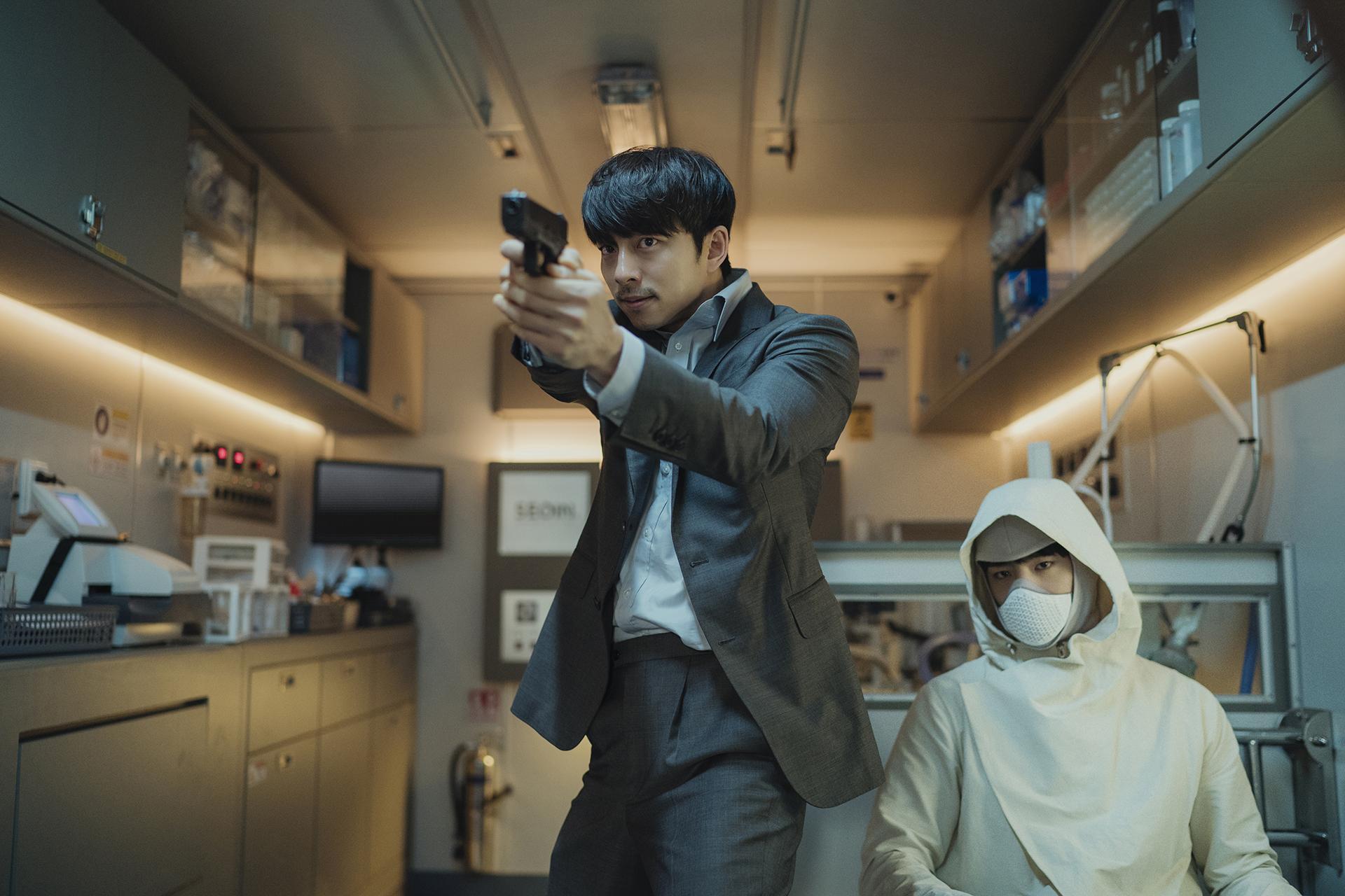 【2021韓國電影贈票】永生戰4/12台灣上映|孔劉、朴寶劍主演|SeoBok 서복 @GINA環球旅行生活