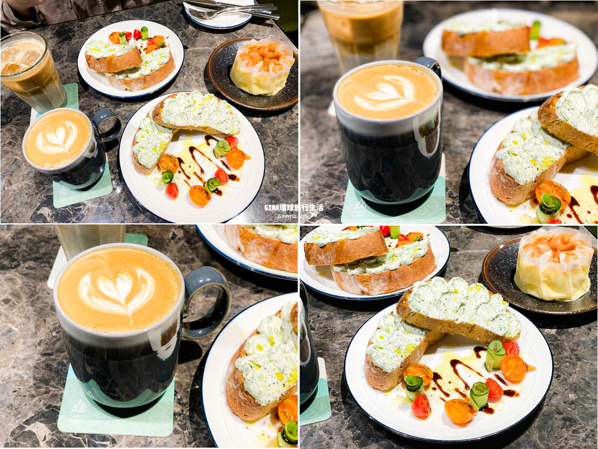【台北咖啡廳】興波咖啡旗艦店-從地方咖啡車到世界冠軍、附2021最新菜單|華山一日遊 @GINA環球旅行生活