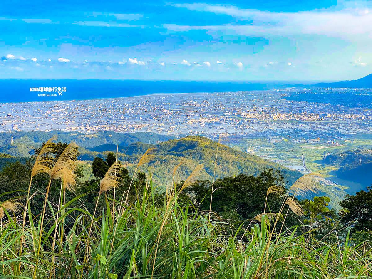 【宜蘭礁溪景點】渭水之丘、櫻花陵園生命美學館 @GINA環球旅行生活