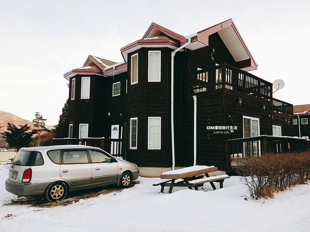 【韓國小木屋度假村】平昌菲利茲度假村(Resort Feliz)冬天暴雪雪景! @GINA環球旅行生活