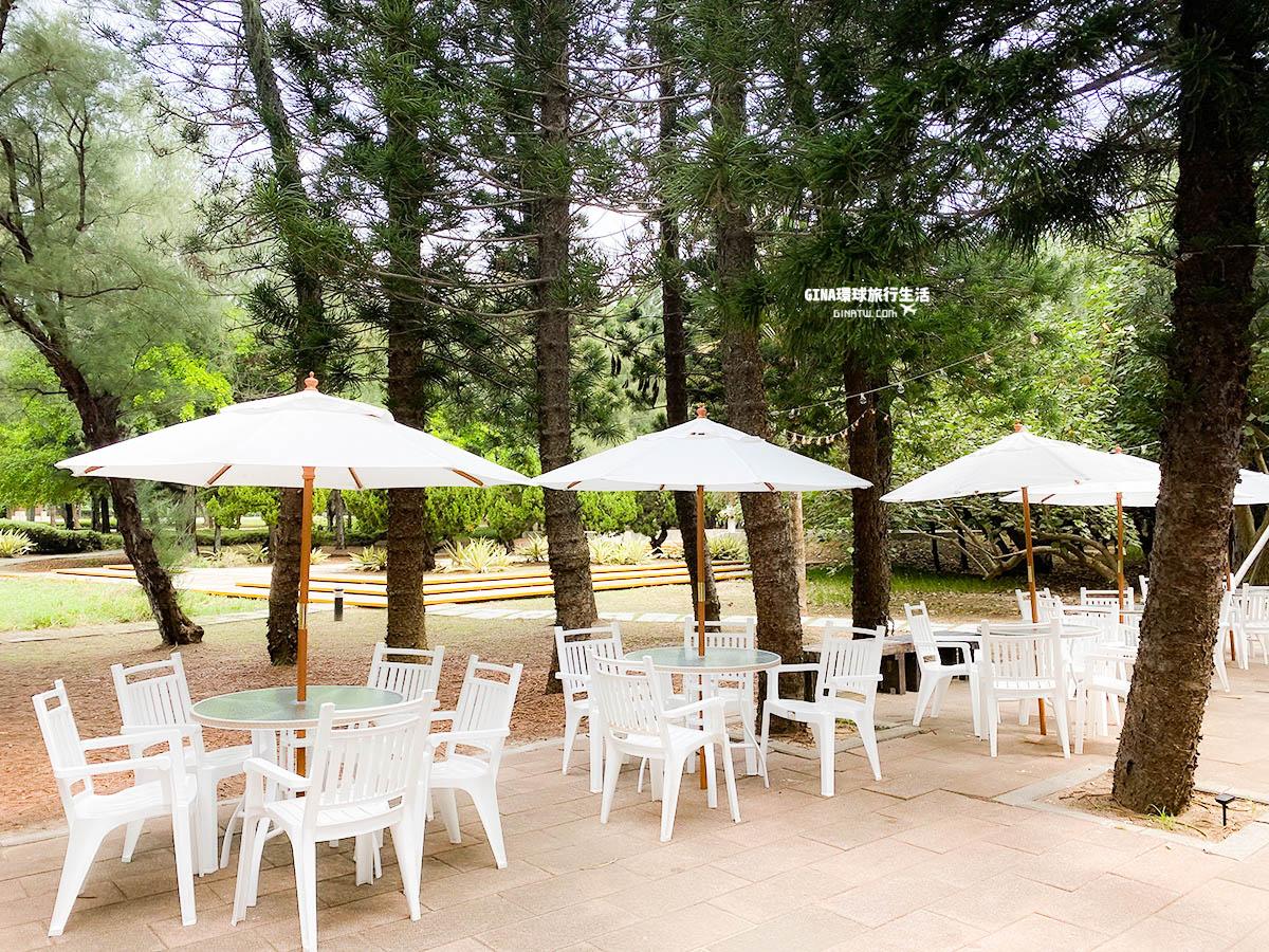 【澎湖海岸咖啡廳】及林春 GillyPrimavera |2021最新菜單|林投公園、林投金沙灘、澎湖國軍忠靈祠 @GINA環球旅行生活
