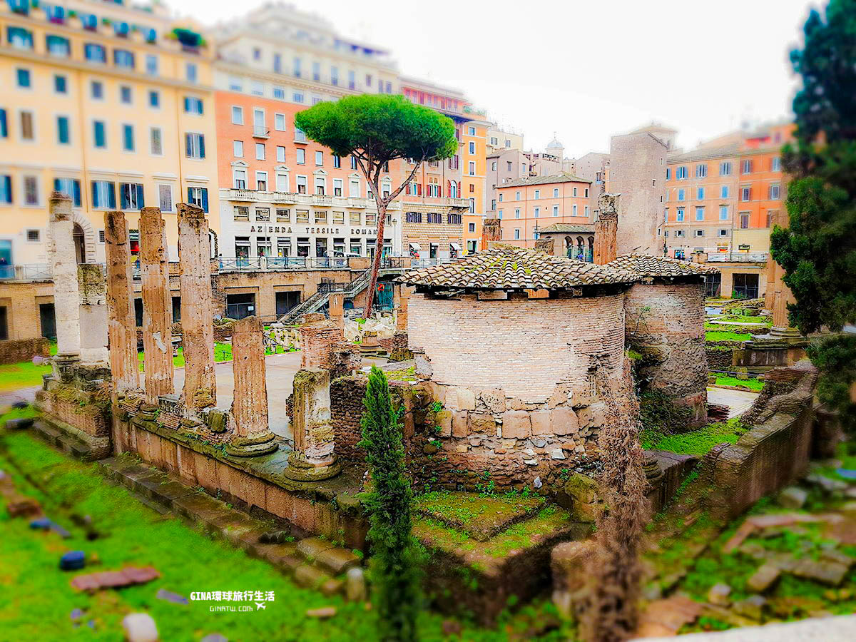 【義大利自助】2021羅馬景點必去-萬神殿、特雷維噴泉 羅馬整個城市都是文化古蹟 @GINA環球旅行生活