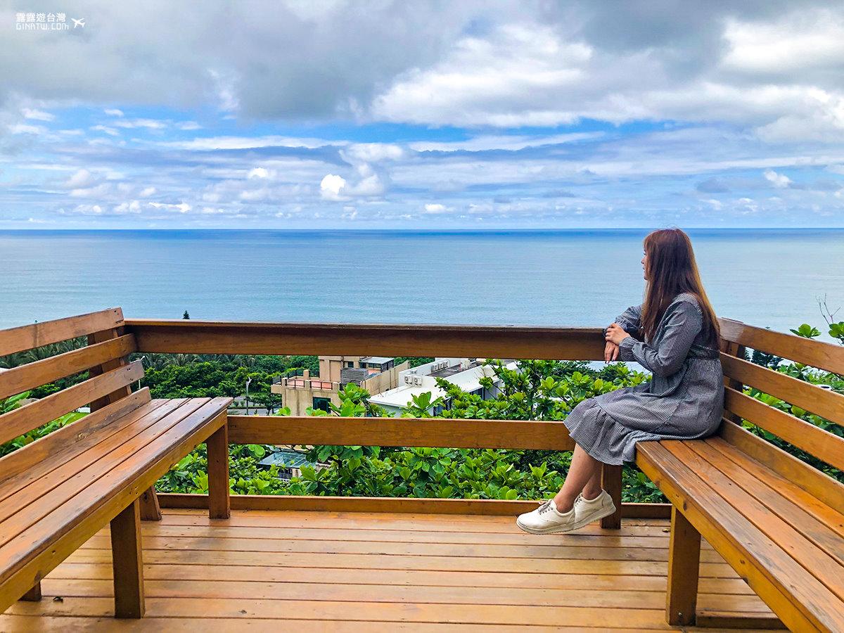 【花蓮景點】山度空間 無敵海景玻璃球鞦韆 2021最新菜單 @GINA環球旅行生活