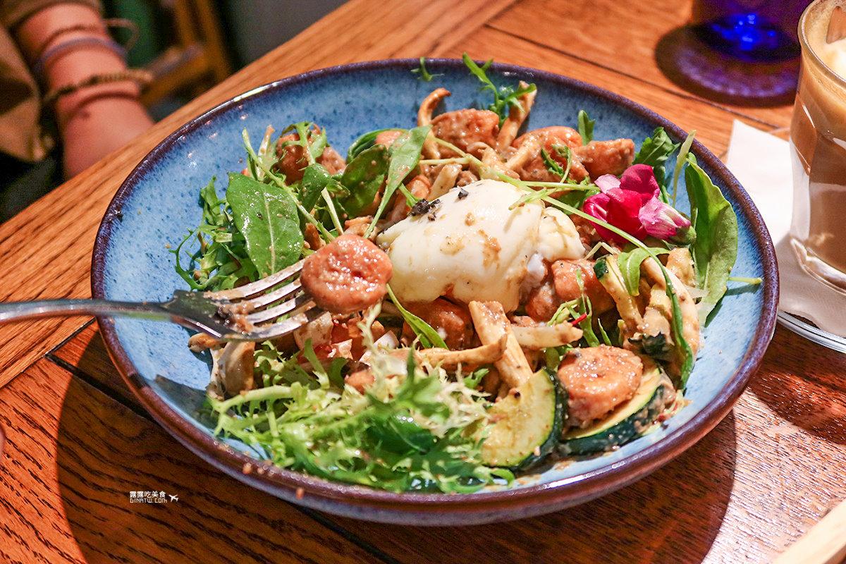 【板橋早午餐】雀斑梨渦 澳洲風格簡餐 2021最新菜單 @GINA環球旅行生活