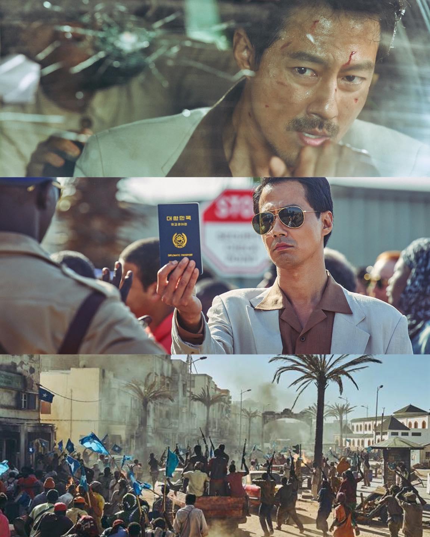 【2021電影】疾凍救援 TheIceRoad、逃出摩加迪休 모가디슈  Escape From Mogadishu @GINA環球旅行生活