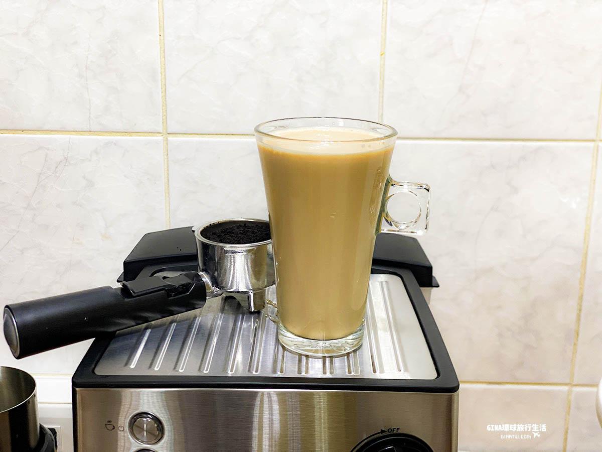 【Osner韓國歐紳】YIRGA 半自動義式咖啡機推薦2021(適用Nespresso膠囊) ELCONA韓國經典電動咖啡磨豆機 @GINA環球旅行生活